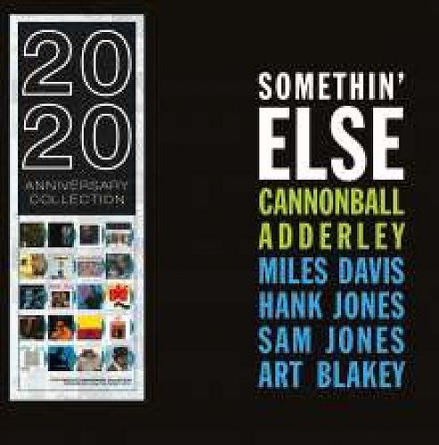 Somethin Else Limited Edition von Cannonball Adderley für 14,99€