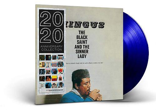 The Black Saint And The Sinner Lady Limited Edition Blue Vinyl von Charles Mingus für 14,99€