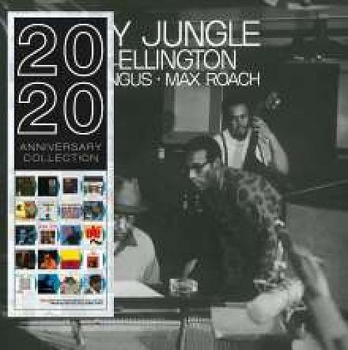Money Jungle Limited Edition Blue Vinyl von Max Roach Charles Mingus Duke Ellington für 14,99€