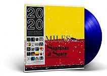 Sketches Of Spain Limited Edition Blue Vinyl von Miles Davis für 14,99€