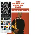 The Shape Of Jazz To Come Limited Edition Blue Vinyl von Ornette Coleman für 14,99 €