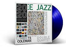 Free Jazz Limited Edition Blue Vinyl von Ornette Coleman Double Quartet für 14,99€