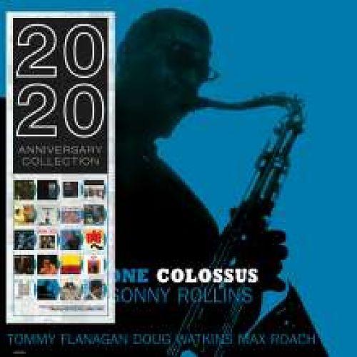 Saxophone Colossus Limited Edition Blue Vinyl von Sonny Rollins für 14,99€