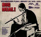 Big Deal Weinberger Funk Library UK 1975 - 1979 von Verschiedene Interpreten für 7,99€