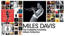 The Complete Columbia Album Collection Ltd. Ed. 70CD DVD von Miles Davis für 229,99 €