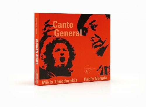 Canto General von Mikis Theodorakis & Pablo Neruda für 14,99€