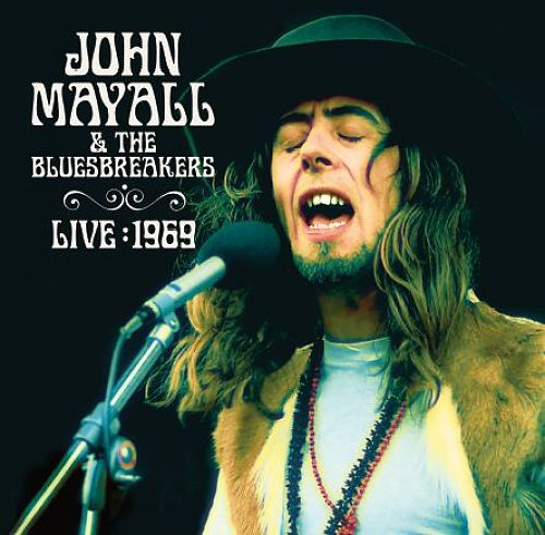 Live 1969 Blue Angel Limited Edition von John Mayall & The Bluesbreakers für 29,99€