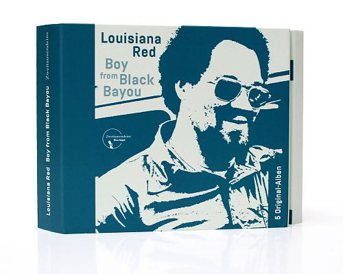 Boy From Black Bayou 5 Original Albums von Louisiana Red für 17,99 €
