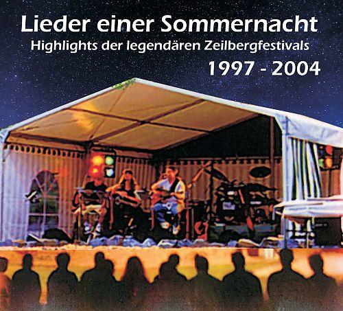 Zeilberg Festival - Lieder einer Sommernacht von Verschiedene Interpreten für 12,90€