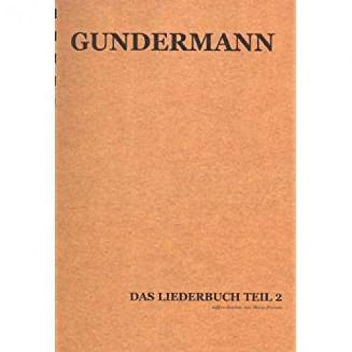 Das Liederbuch Teil 2 von Gerhard Gundermann für 12,70€