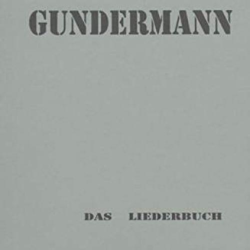 Das Liederbuch von Gerhard Gundermann für 12,70€