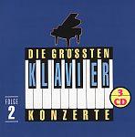 Die größten Klavierkonzerte Vol. 2 von Verschiedene Interpreten für 6,99€