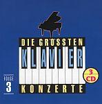 Die größten Klavierkonzerte Vol. 3 von Verschiedene Interpreten für 6,99€