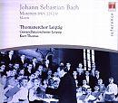 Motetten BWV 225-230 von J.S. Bach für 4,99€