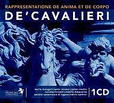 Rappresentatione Di Anima Et Di Corpo von Emilio de Cavalieri für 3,99€