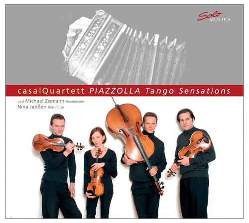 Tango sensations von Astor Piazzolla für 6,99€