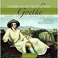 Lieder nach Texten von Goethe von Verschiedene Interpreten für 6,99€