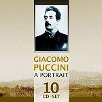 Portrait von Giacomo Puccini für 12,99€