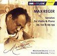 Violinsonaten op. 122 & 139 von Max Reger für 6,99€