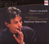 Concerti grossi op. 7 von Pietro Locatelli für 4,99€