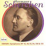 Dirigiert von Hermann Scherchen für 8,99€