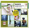 Basics - Die Basisdiskothek von Verschiedene Interpreten für 24,99€