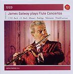 Spielt Flötenkonzerte von James Galway für 25,99€