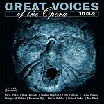 Great voices of the Opera von Verschiedene Interpreten für 9,99 €