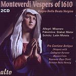 Monteverdi Vespers of 1610 von Verschiedene Interpreten für 14,99€