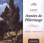 Annees de Pelerinage von Franz Liszt für 15,99€