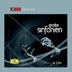 Focus Edition Grosse Sinfonien von Verschiedene Interpreten für 24,99€