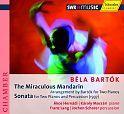 Der wunderbare Mandarin von Bela Bartok für 6,99€