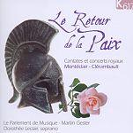 Le Retour de la Paix von M.P.d. Monteclair für 6,99€