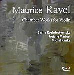 Kammermusik für Violine von Maurice Ravel für 6,99€