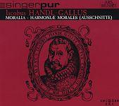 Moralia Harmoniae Morales von Iacobus Handl-Gallus für 4,99€