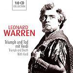 Triumph und Tod mit Verdi von Leonard Warren für 12,99€