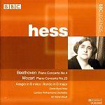 Klavierkonzerte von Dame Myra Hess für 3,99€