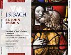 Johannes-Passion BWV 245 von J.S. Bach für 12,99€