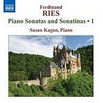 Klaviersonaten & Sonatinen Vol. 1 von Ferdinand Ries für 6,99€