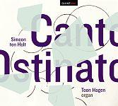 Canto Ostinato für Orgel von Simeon ten Holt für 14,99€