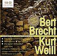 Bert Brecht & Kurt Weill von Verschiedene Interpreten für 12,99€