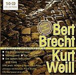 Bert Brecht & Kurt Weill von Verschiedene Interpreten für 13,99€