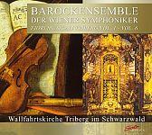 Fiori Musicali Triberg Vol. 1-6 von Barockensemble der Wiener Symphoniker für 19,99€
