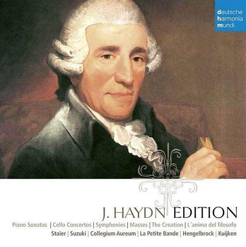 Joseph Haydn Edition von Verschiedene Interpreten für 17,99€