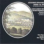 Sonaten op. 120 Nr. 1 & 2 von Johannes Brahms für 4,99€