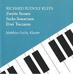 Werke für Klavier von R.R. Klein für 2,99€