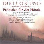 Fantasien für vier Hände von Duo con Uno für 4,99€