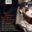 Die größten Operetten-Welterfolge von Verschiedene Interpreten für 12,99€