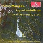 Sämtliche Klavierwerke Vol. 1 von Frederico Mompou für 5,99€