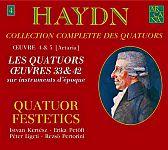 Streichquartette op. 33 & 42 von Joseph Haydn für 9,99€